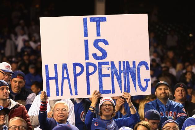 Scott Miller's Starting 9 (+6): Droughts, Edges in a Cubs-Indians World Series