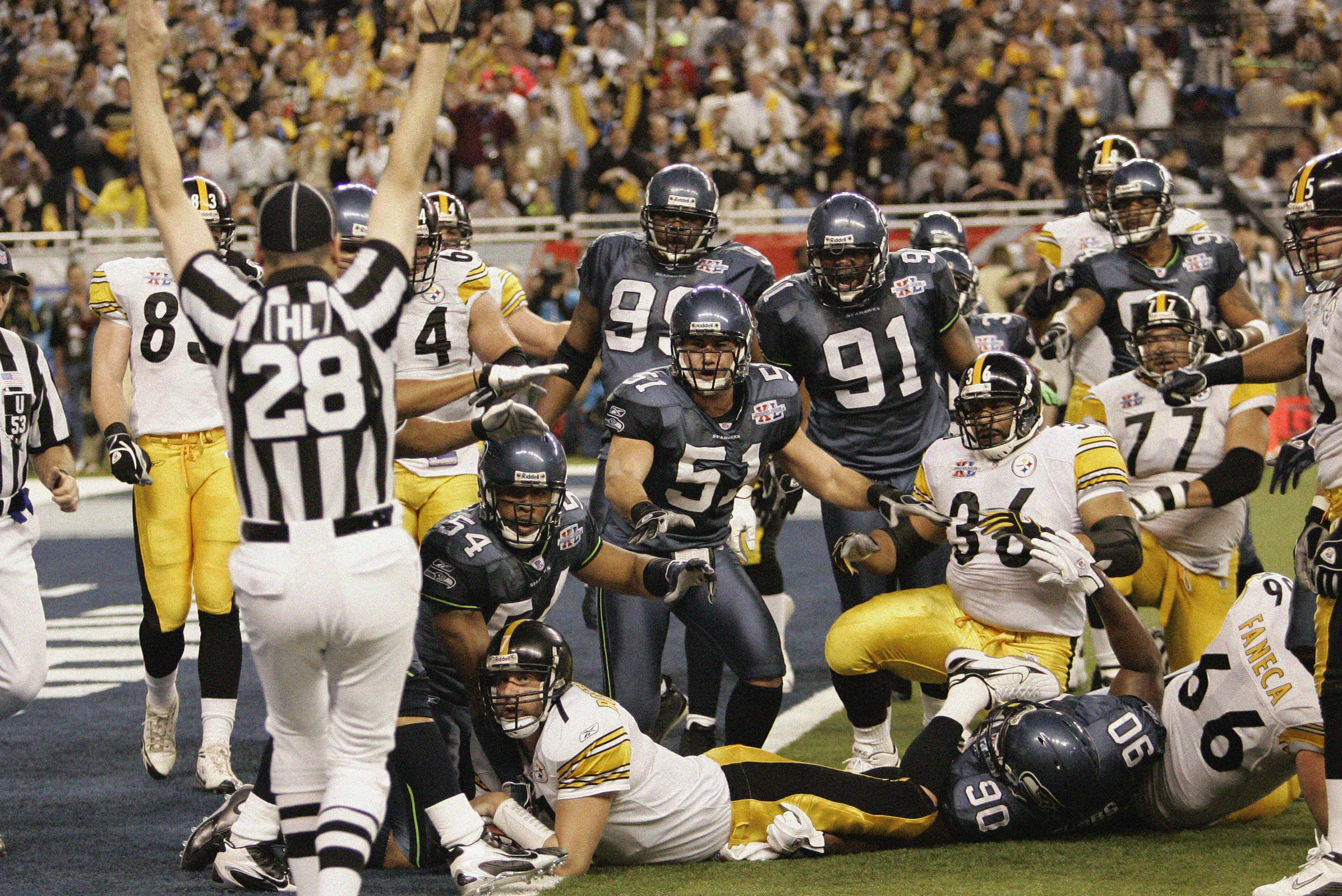 Urban Legends of the NFL: The Fixing of Super Bowl XL   Bleacher Report    Latest News, Videos and Highlights