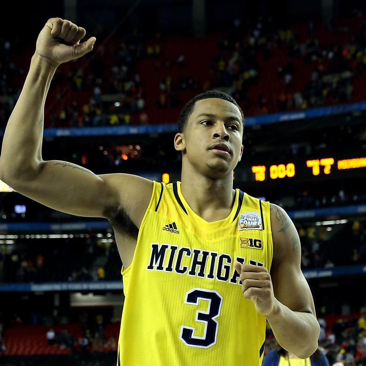 School Shooting Umich: Trey Burke Rips Michigan For 'Jail Food,' Not Preparing