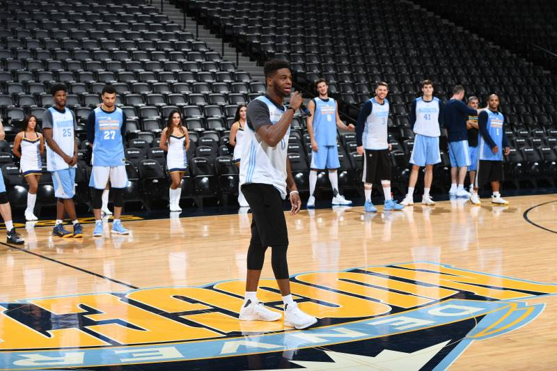 a632c6610cf Denver Nuggets Need Emmanuel Mudiay to Be a Leader First