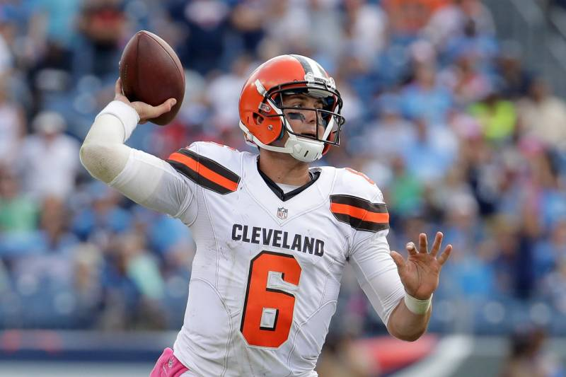 reputable site c769a 69f05 Cody Kessler Injury: Updates on Browns QB's Concussion and ...