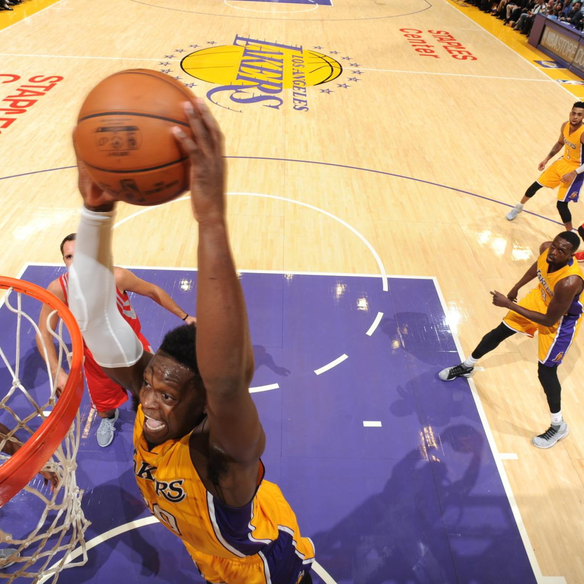 Rockets Vs. Lakers: Score, Highlights And Reaction From