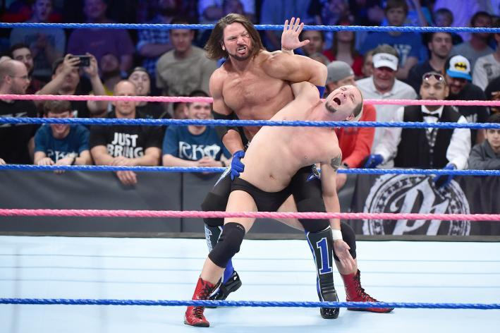 Aj Styles The Next Great Wwe Superstar And More From
