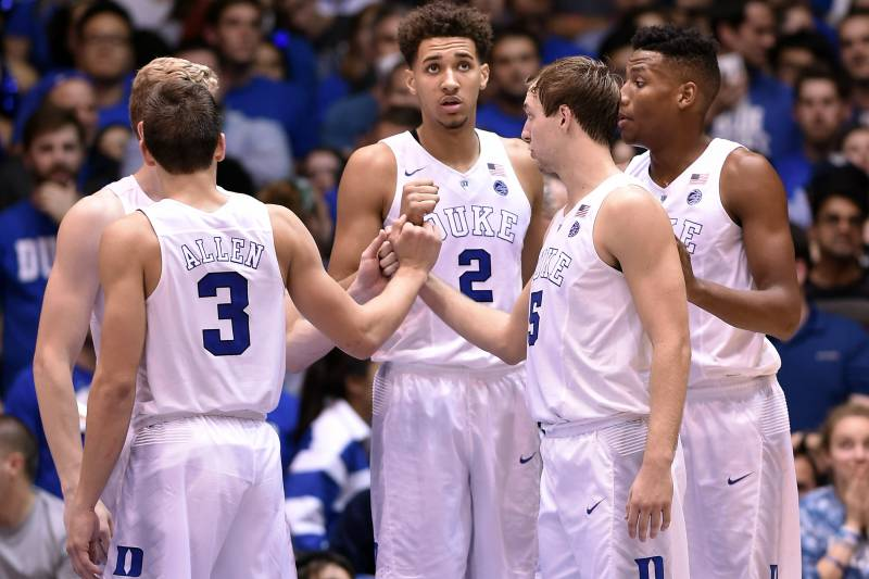 Ap College Basketball Poll 2016 Complete Preseason Rankings