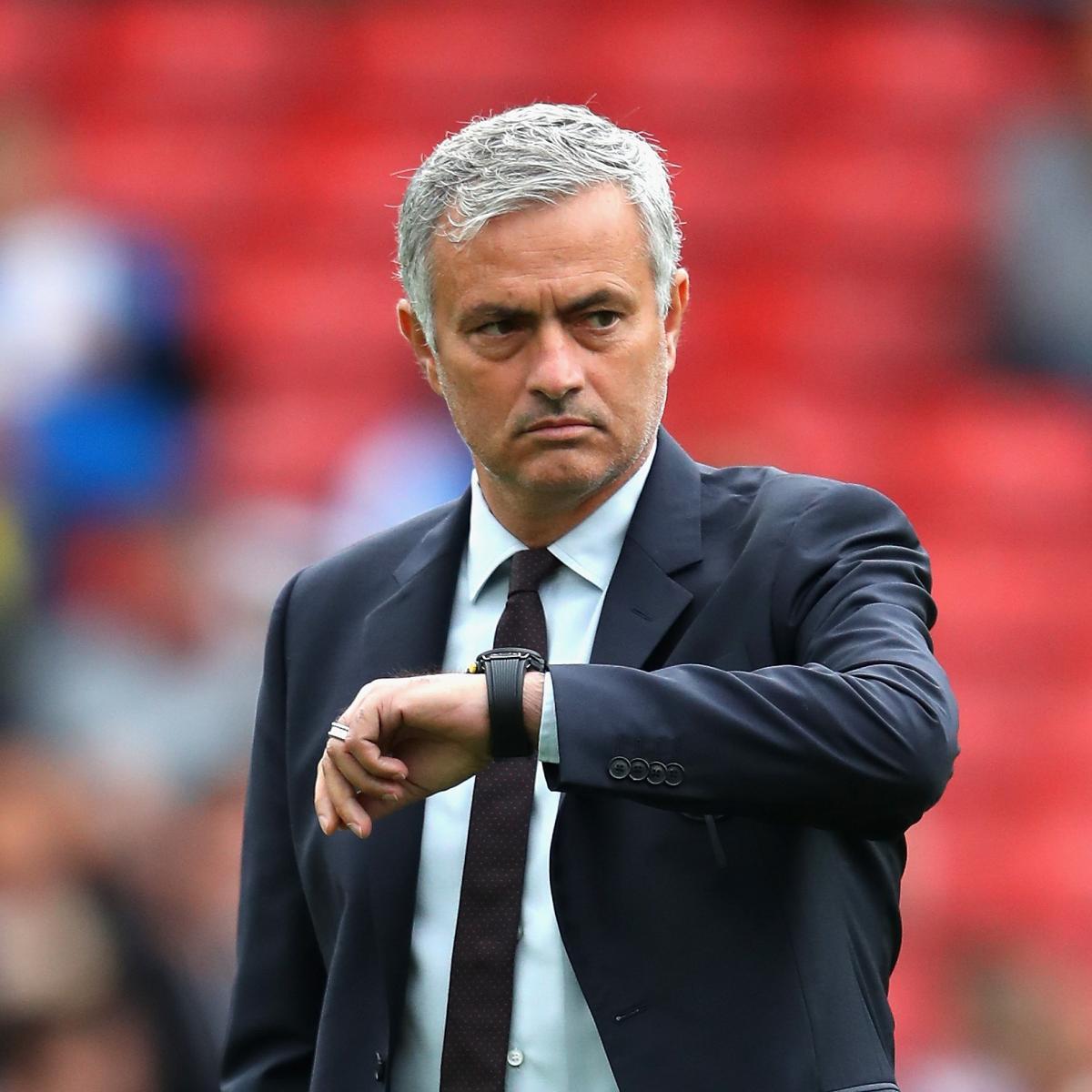 Mourinho Manchester