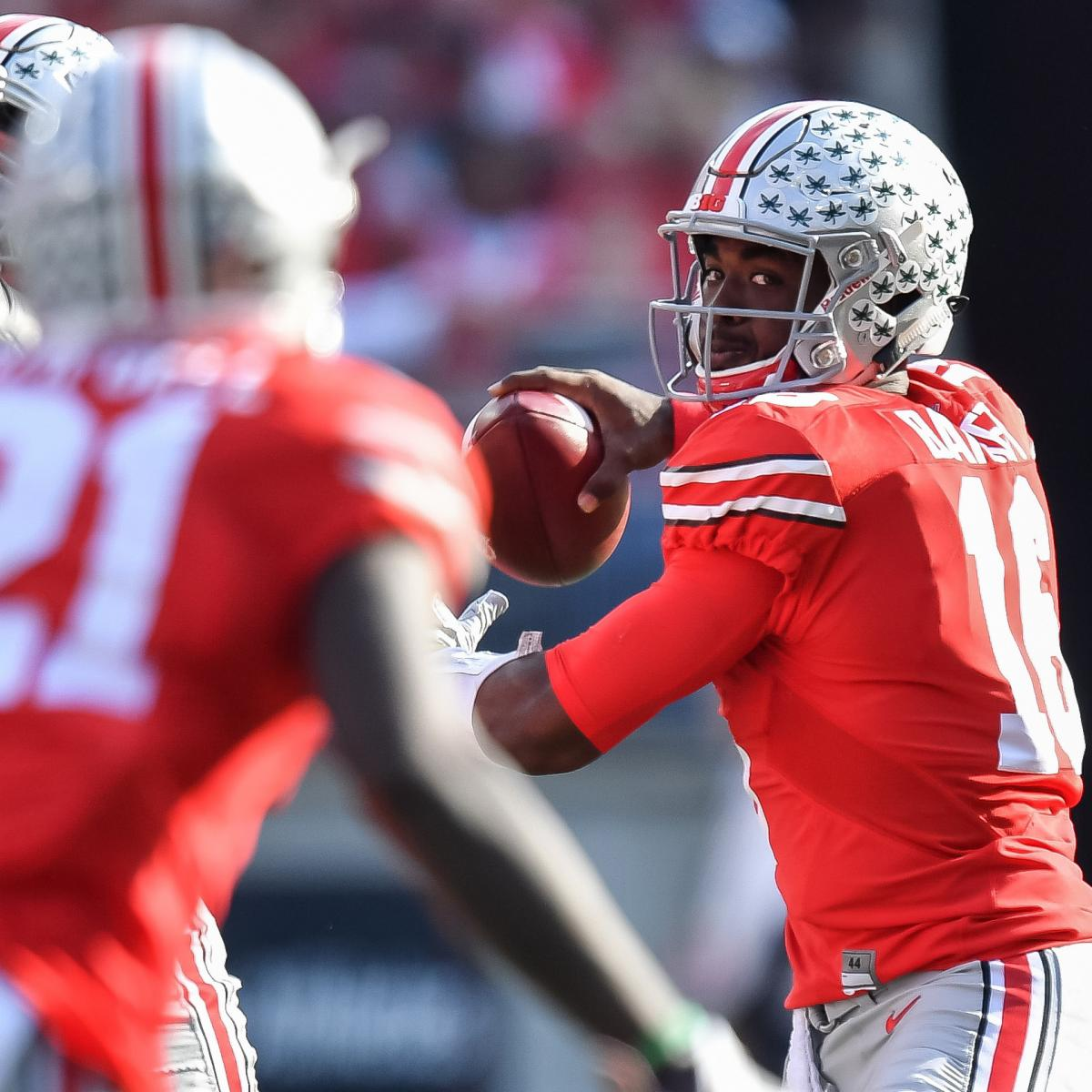 Nebraska Cornhuskers vs. Ohio State Buckeyes Betting Odds ...