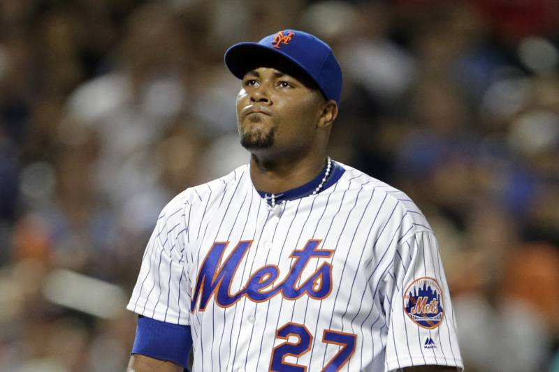 Jeurys Familia's Charges Dropped Following Arrest on
