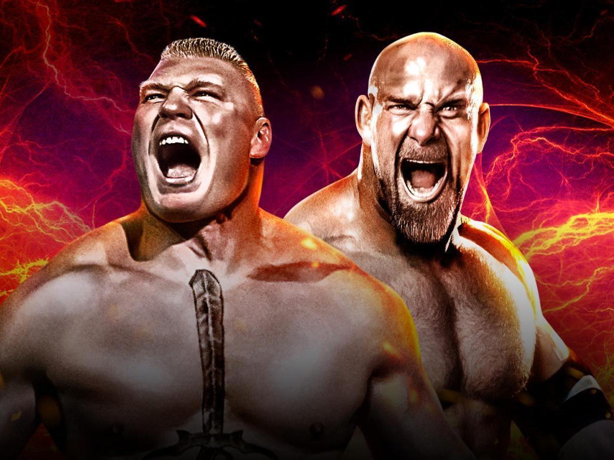 Brock Lesnar Vs Goldberg Winner And Reaction For Wwe Survivor