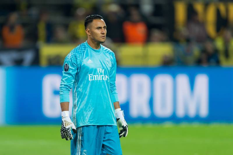 check out a3fa9 5585d Keylor Navas, Kiko Casilla Switch Reportedly Wanted by Real ...