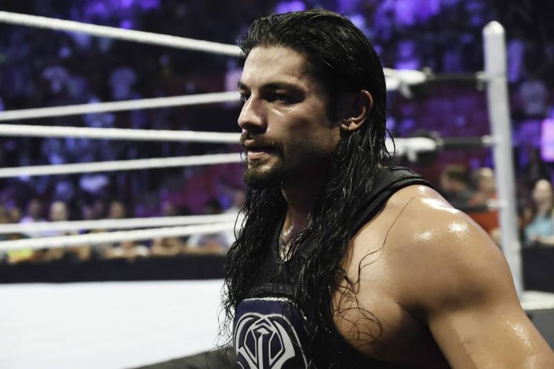 Disenchantment with Roman Reigns