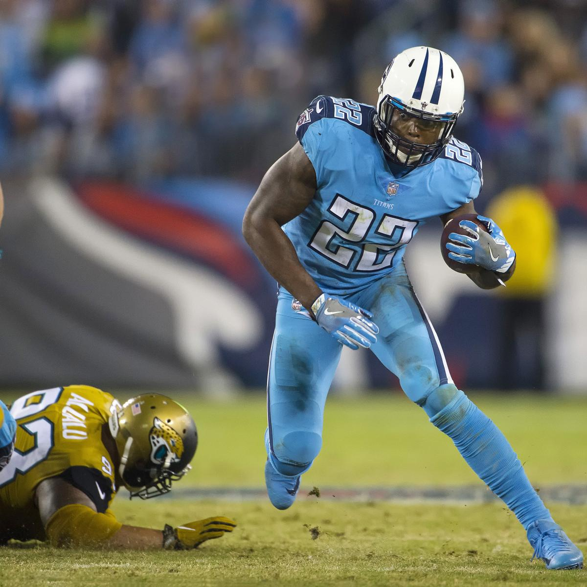 Derrick Henry Injury Updates On Titans Rb S Calf And