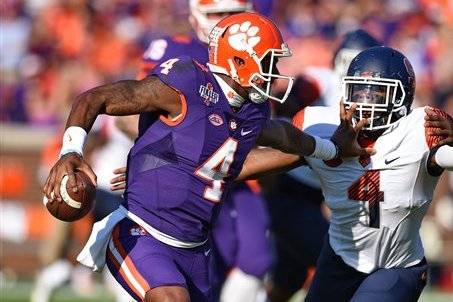 Pittsburgh Panthers vs  Clemson Tigers Betting Odds, College