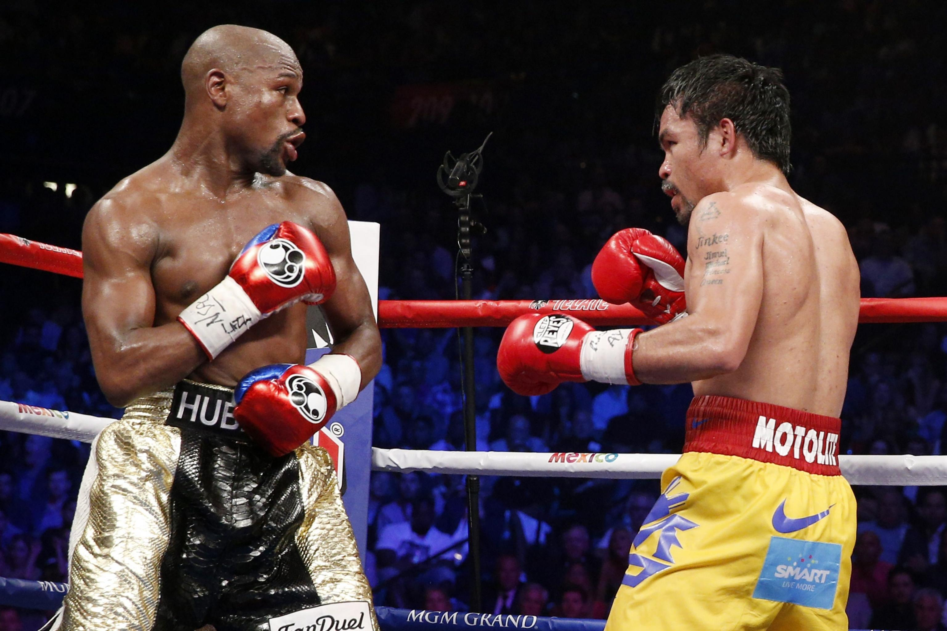 Floyd Mayweather Vs Manny Pacquiao 2 Latest News And Rumors On Potential Fight Bleacher Report Latest News Videos And Highlights