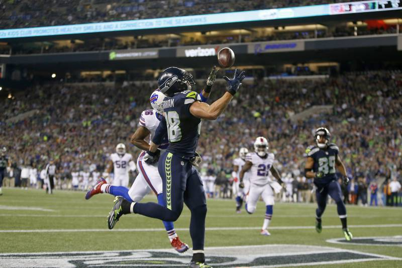 Bills vs  Seahawks: Score and Twitter Reaction for Monday