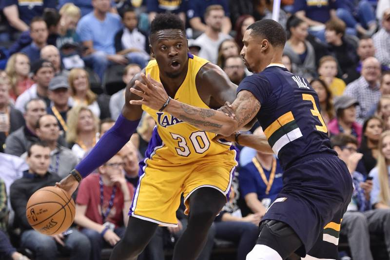 c20eac8b0 Julius Randle s Emergence Energizing the Los Angeles Lakers ...