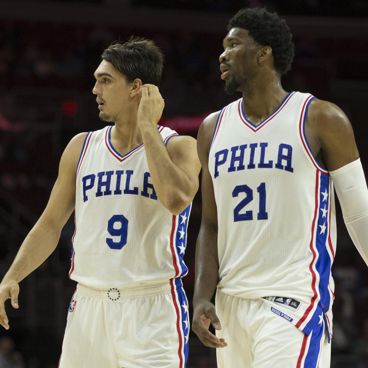 2016-17 NBA Rookie Ladder: Early Progress Reports And