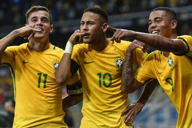 Brazil Vs Argentina Score And Reaction For World Cup 2018 Qualifying Bleacher Report Latest News Videos Highlights