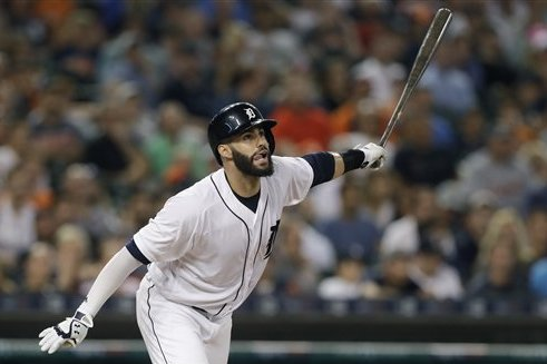 premium selection c4f0a 7f737 J.D. Martinez Traded from Tigers to Diamondbacks for ...