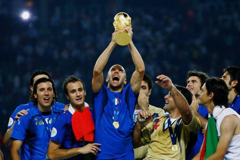 Resultado de imagen para del piero 2006 world cup