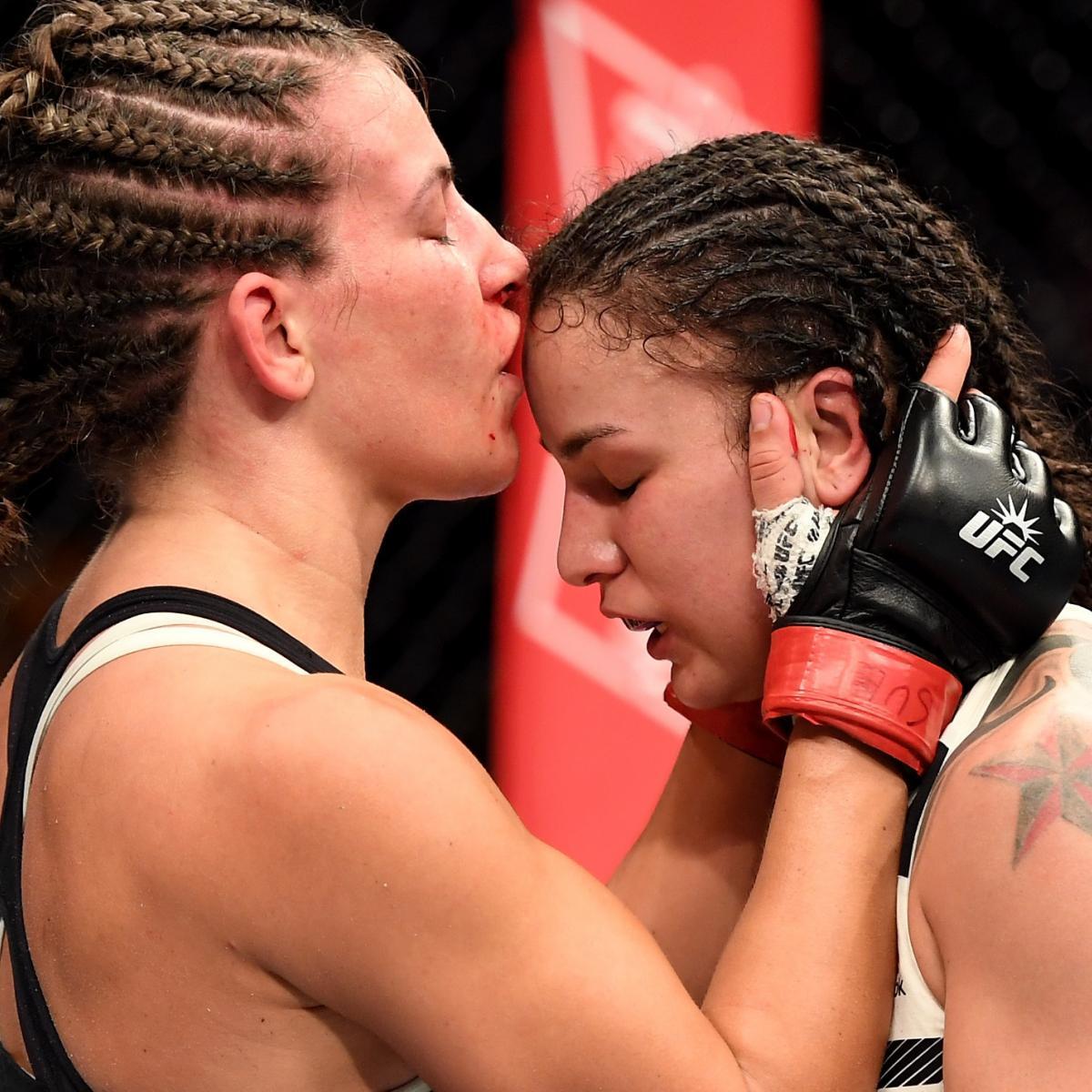 UFC 200 Results: Winners, Scorecards from Tate vs. Nunes