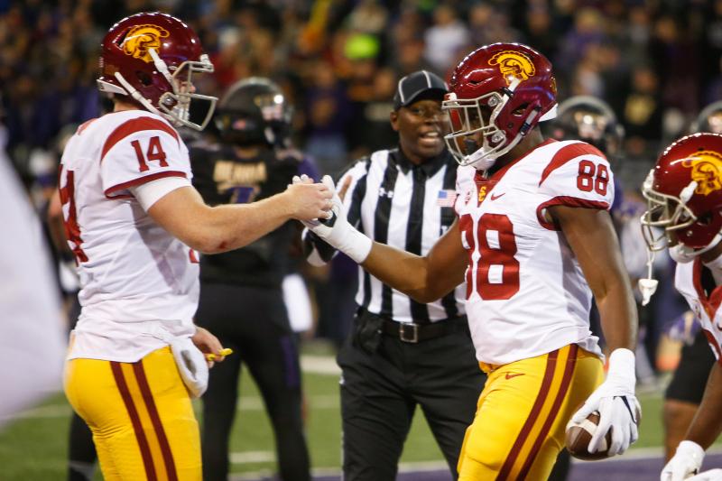 USC vs. Washington: Score and Twitter Reaction