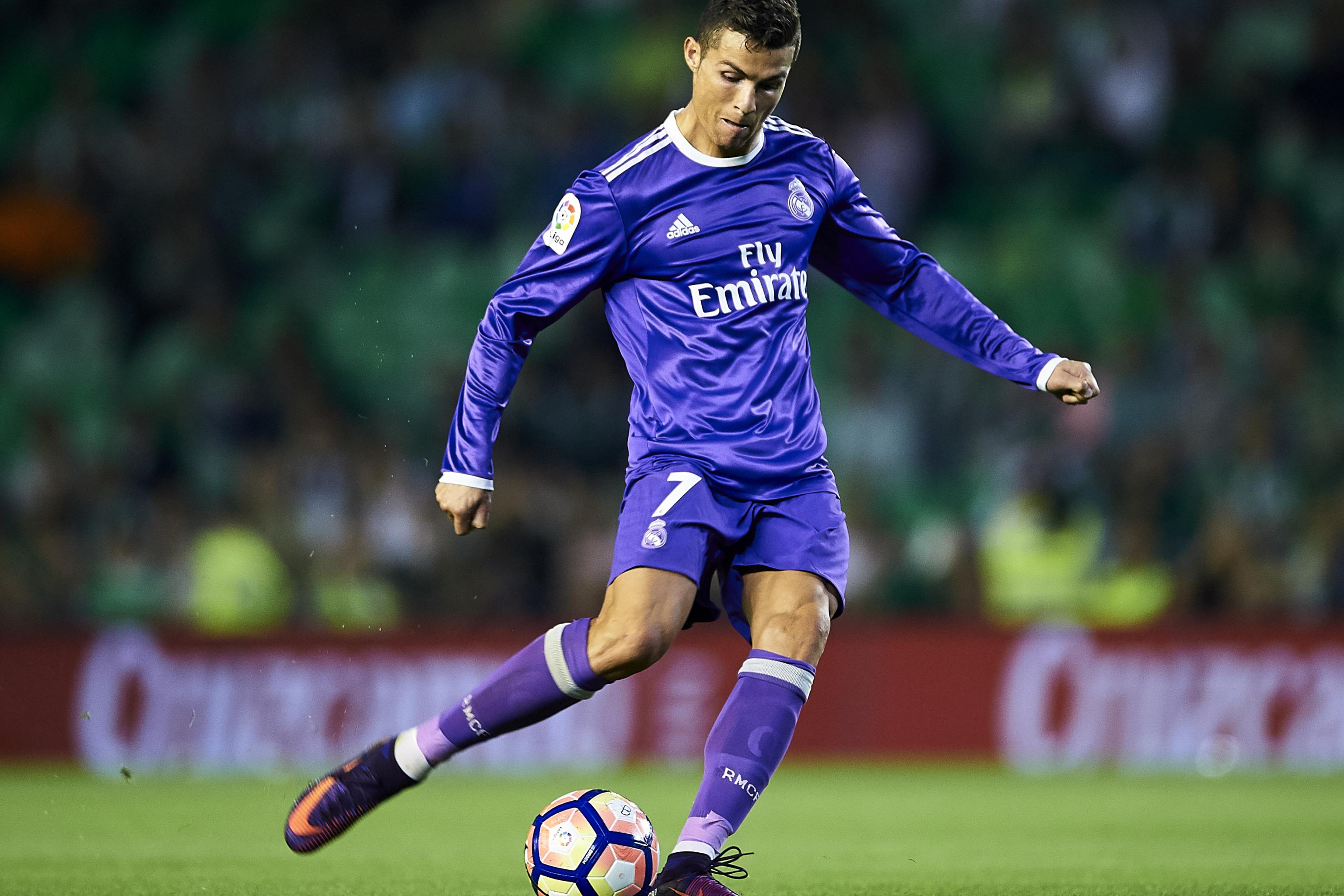 Shot Analysis Of Real Madrid S Cristiano Ronaldo Bleacher Report Latest News Videos And Highlights