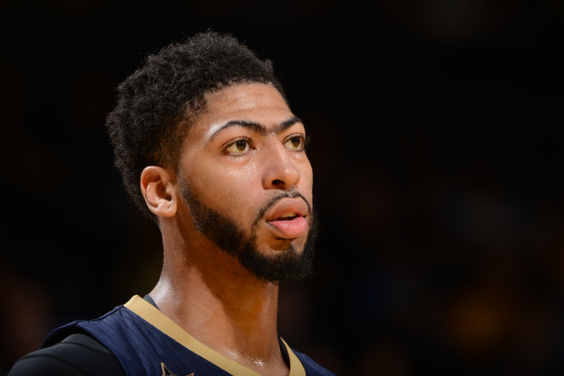 Anthony Davis May Be Back on Track, but Pelicans Are Derailing His Future