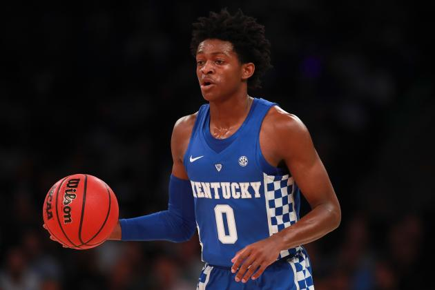 pretty nice 7fb09 9ea1c Beware of Kentucky's New 3-Headed Backcourt Monster After ...