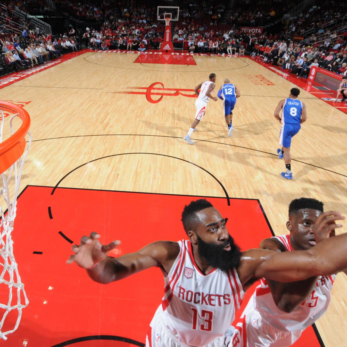James Harden Latest News: Ex-Teammates James Harden, Russell Westbrook Now