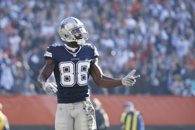 Dez Bryant Injury Updates On Cowboys Star S Back And Return