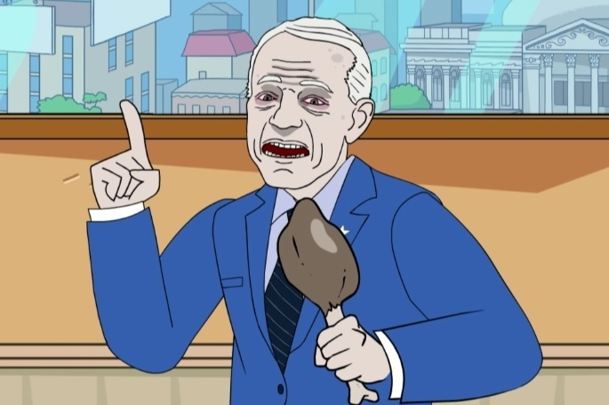 Gridiron Heights Ep 11 Stars Give Thanks At Jerry Jones