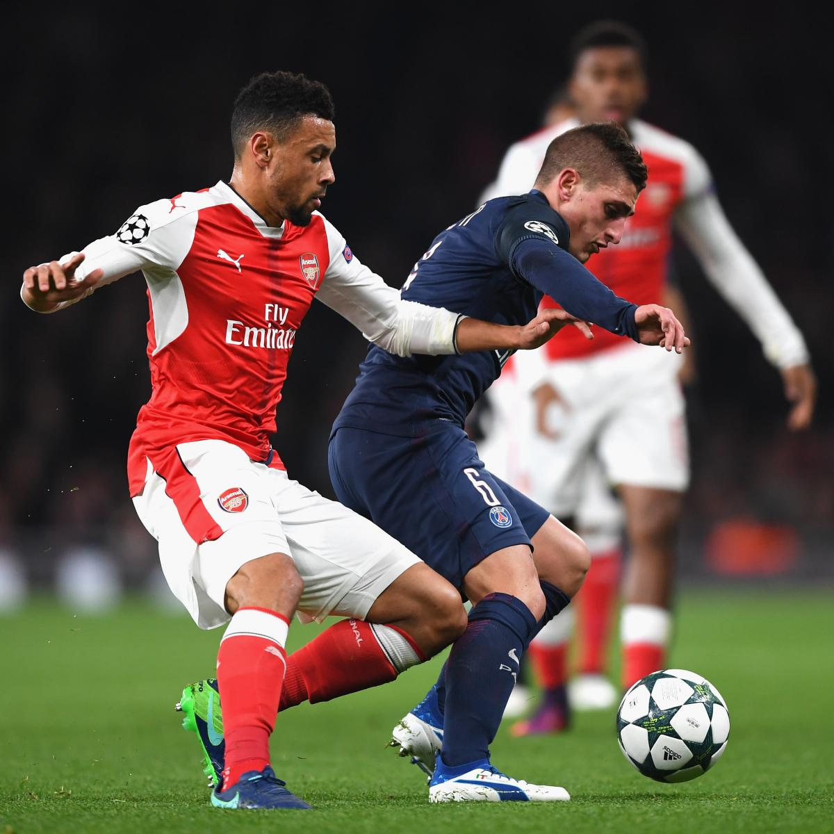 Arsenal Vs Psg Score Reaction From 2016 Champions: Arsenal Vs. PSG: Live Score, Highlights From Champions