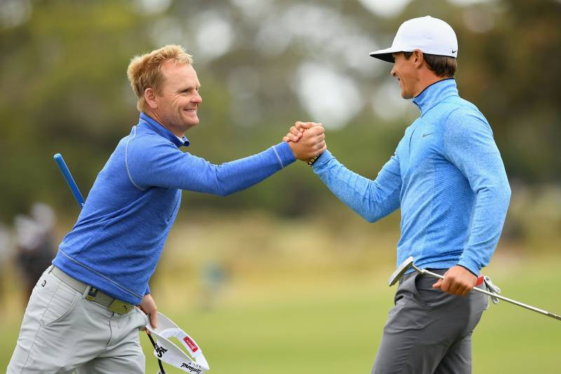 World Cup of Golf 2016: Friday Leaderboard Scores and