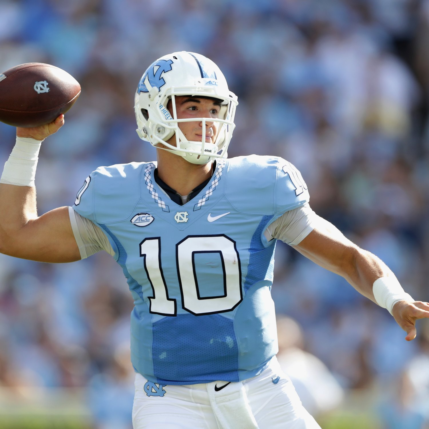 Mitch Trubisky Declares for 2017 NFL Draft: Latest Comments and Reaction