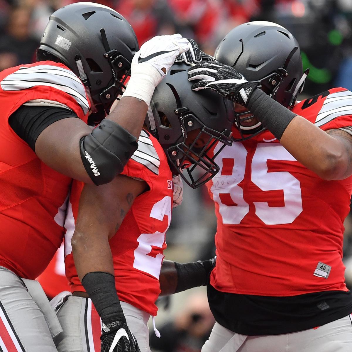 Michigan vs. Ohio State: The Game 2016 Score and Twitter ...