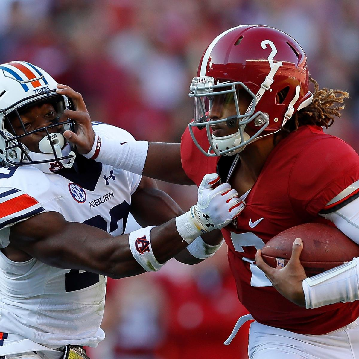 Auburn vs. Alabama: Score and Twitter Reaction for 2016 ...