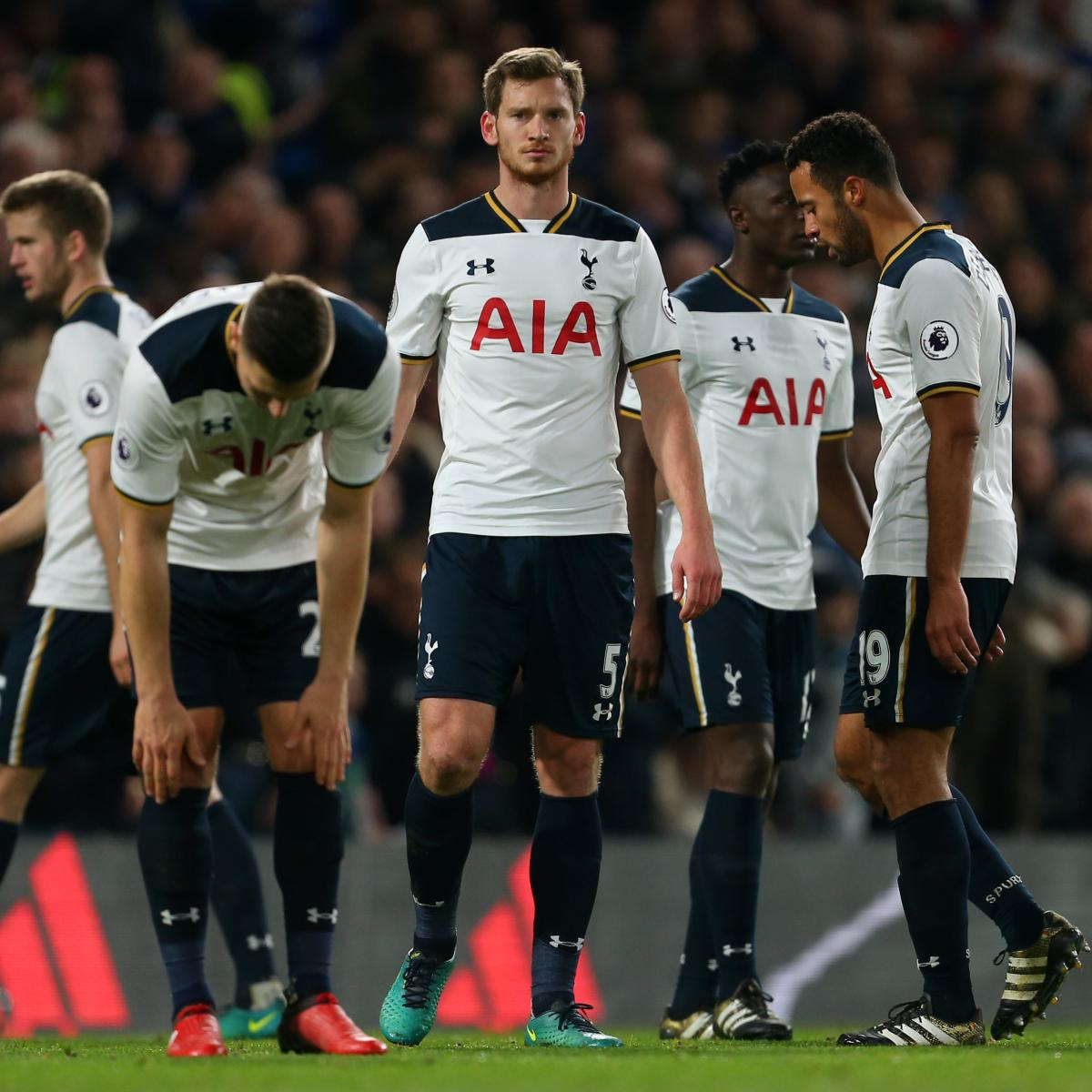 Who Will Lead The Attack For Tottenham In The Absence Of: Tottenham Improve Defensively Against Chelsea But Are