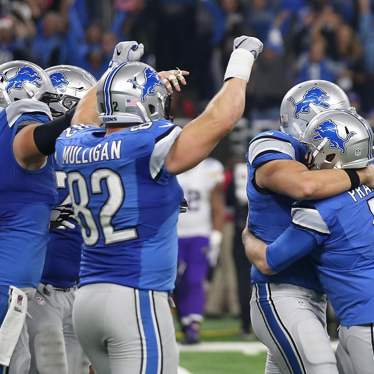Denver Broncos Vs Detroit Lions Live Score Highlights And: NFL Power Rankings: Reviewing Week 13 Standings After