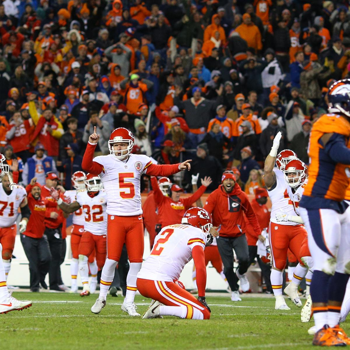 Chiefs Vs. Broncos: Score And Twitter Reaction For Sunday