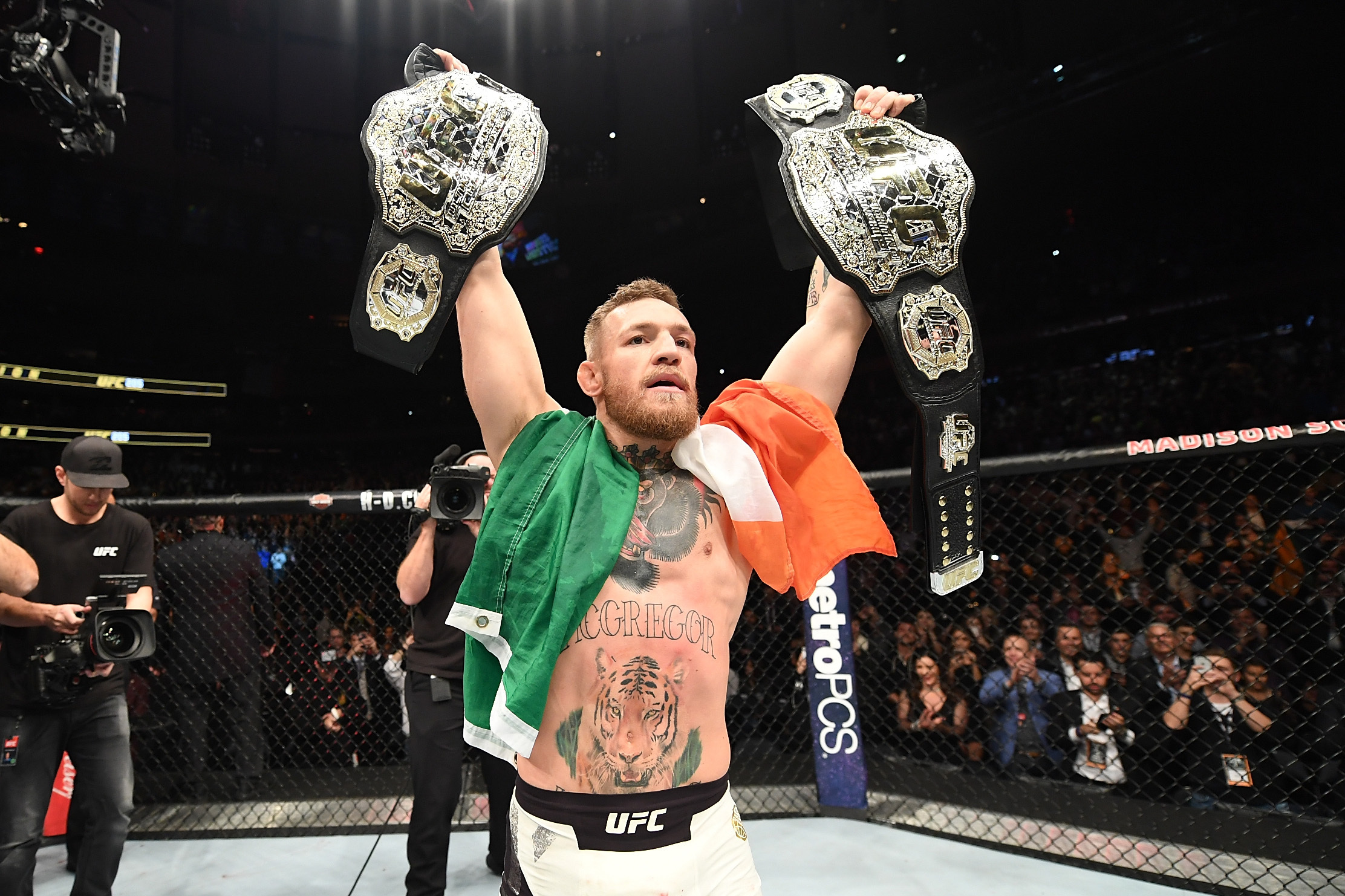 The Question Was Ufc Right To Strip Conor Mcgregor Of The Featherweight Title Bleacher Report Latest News Videos And Highlights