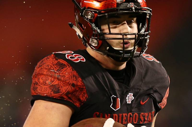 new styles 9226c 591af San Diego State Aztecs vs. Wyoming Cowboys Betting Odds ...