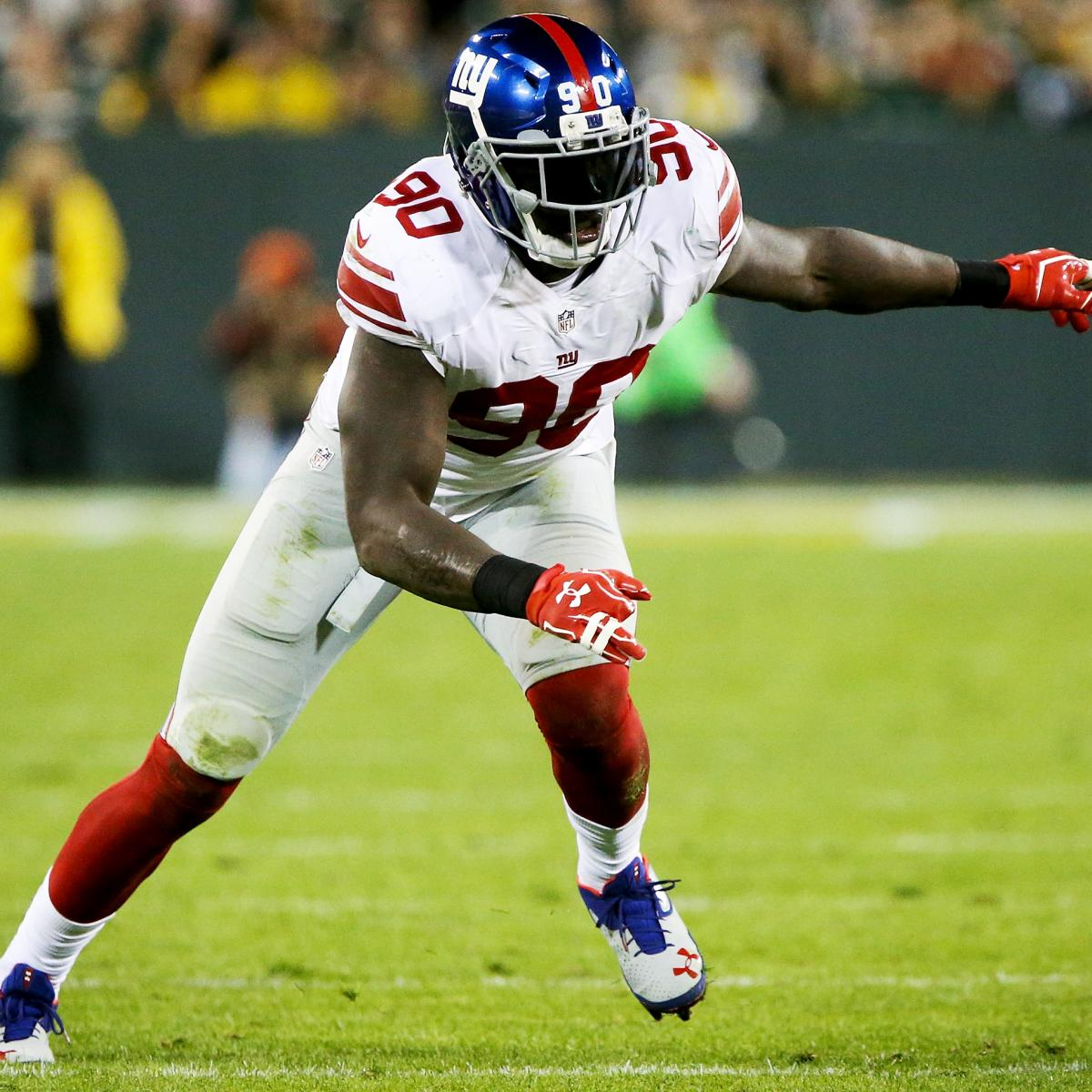 Jason Pierre Paul Injury Updates On Giants De S Recovery: Jason Pierre-Paul Injury: Updates On Giants Star's Groin