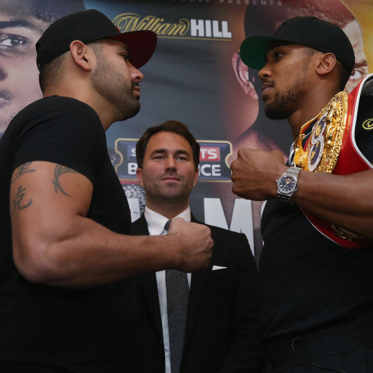 The Hottest Boxing Storylines For The Week Of December 4