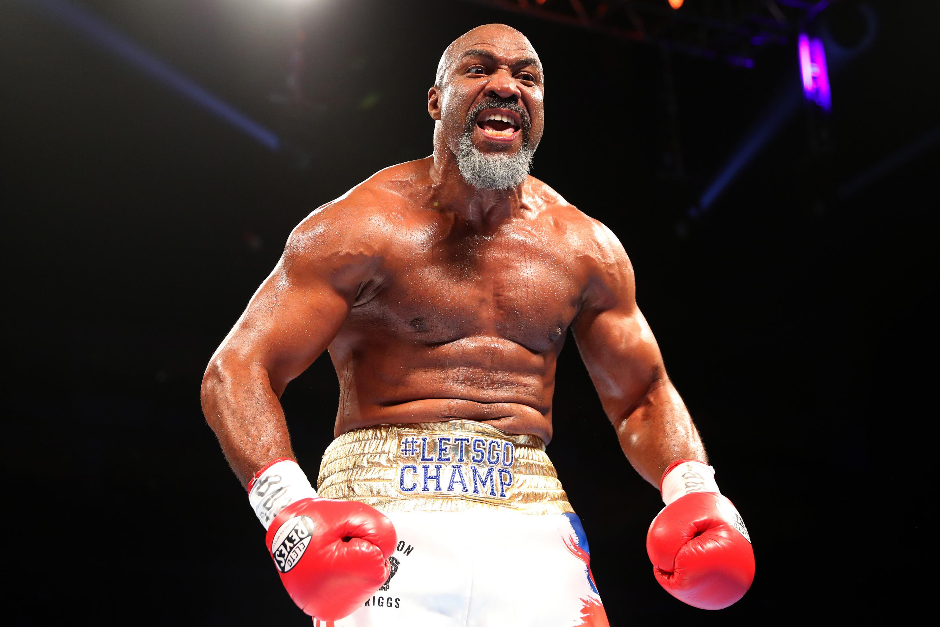 The Loose Cannon: Shannon Briggs Fighting to Remain Relevant