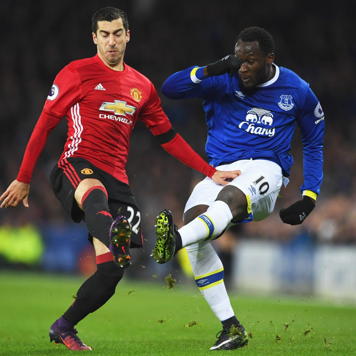 Everton Vs Manchester United Live Score Highlights From Premier League Game Bleacher Report Latest News Videos And Highlights