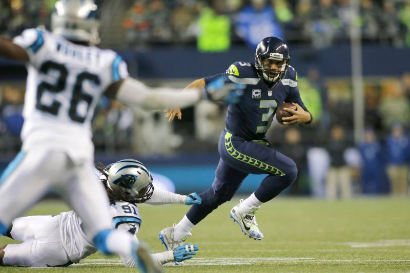 Panthers vs  Seahawks: Score and Twitter Reaction for Sunday