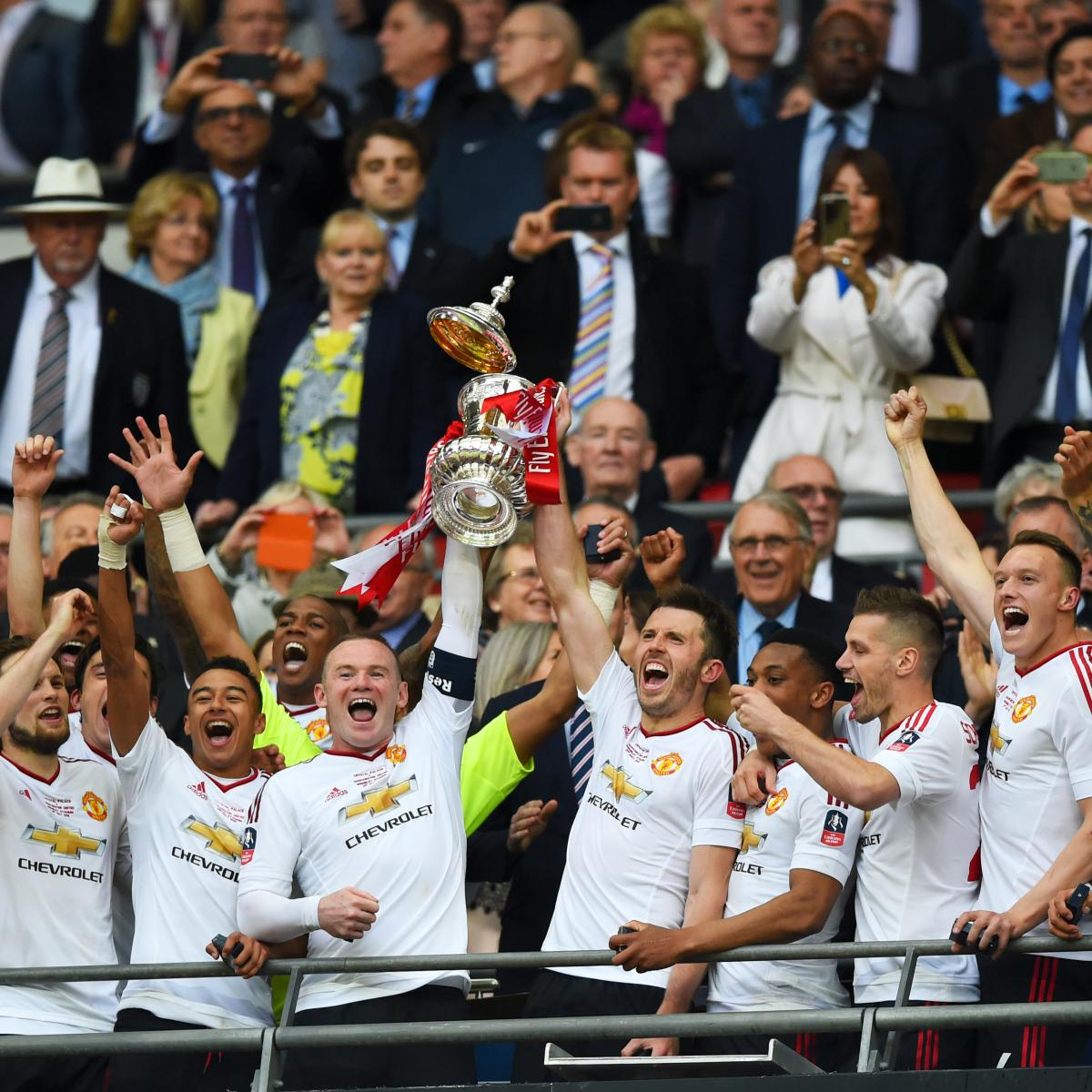 FA Cup Draw 2016: Full 3rd-Round Fixtures And Dates