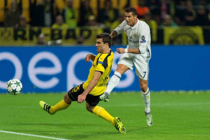Real Madrid Vs Dortmund Team News Preview Live Stream Tv Info