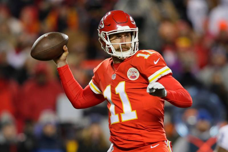 9704d23c Raiders vs. Chiefs: Score and Twitter Reaction for Thursday Night ...