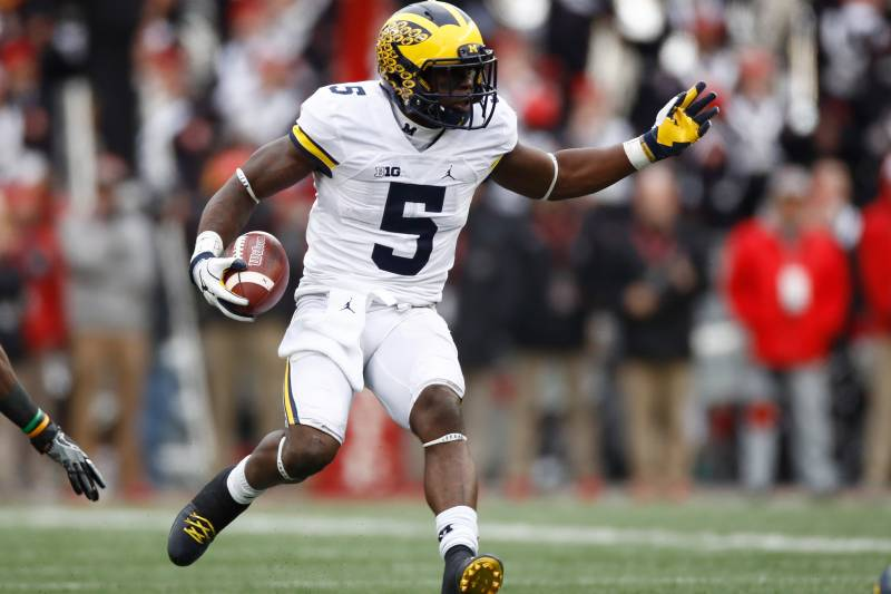 31216b81c9e Jabrill Peppers Comments on Being Named Heisman Trophy Finalist ...